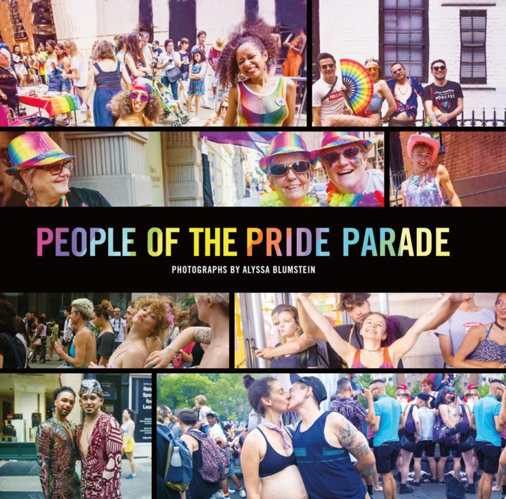 People of the Pride Parade - Alyssa Blumstein