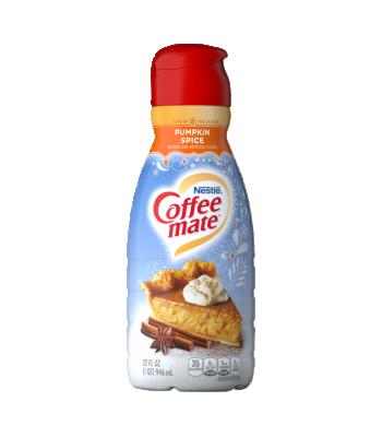 pumpkin spiced coffee creamer