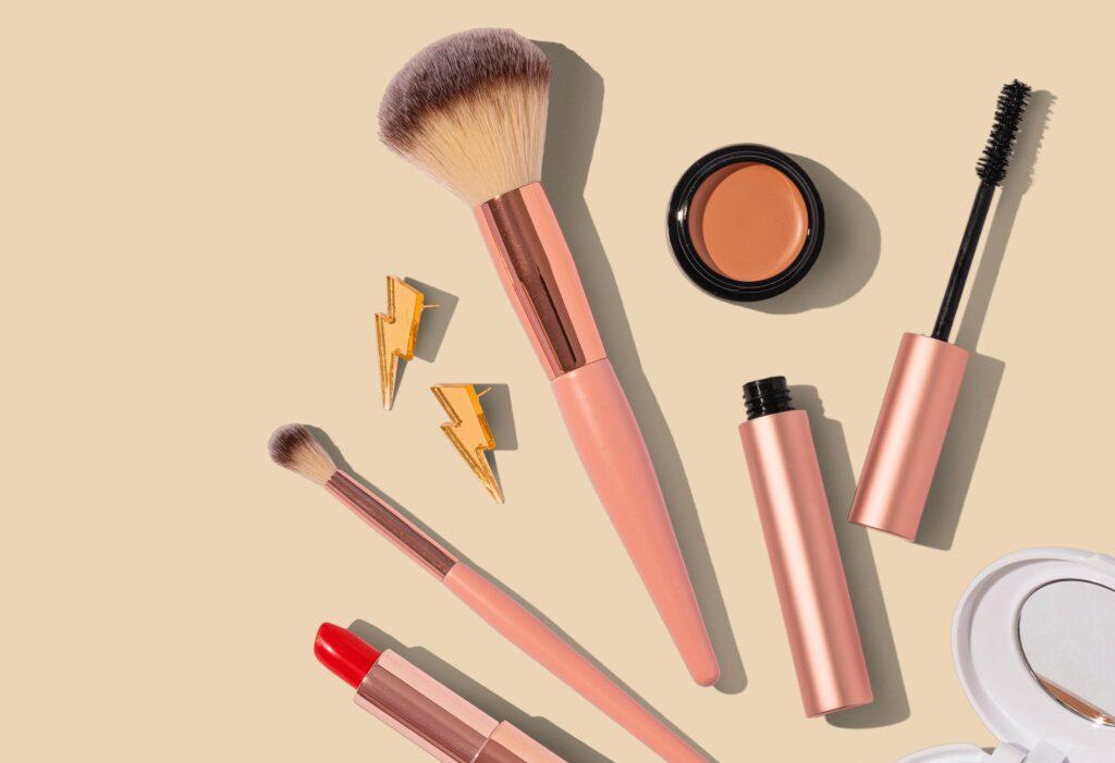 makeup - pink