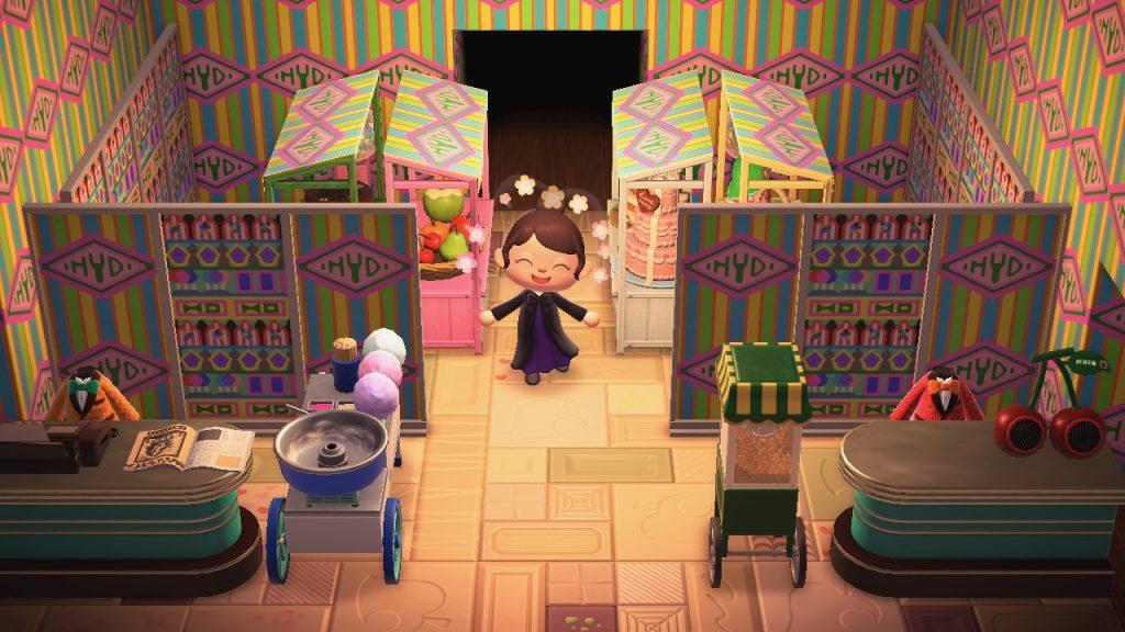 Animal Cross Dream Village - Honeydukes