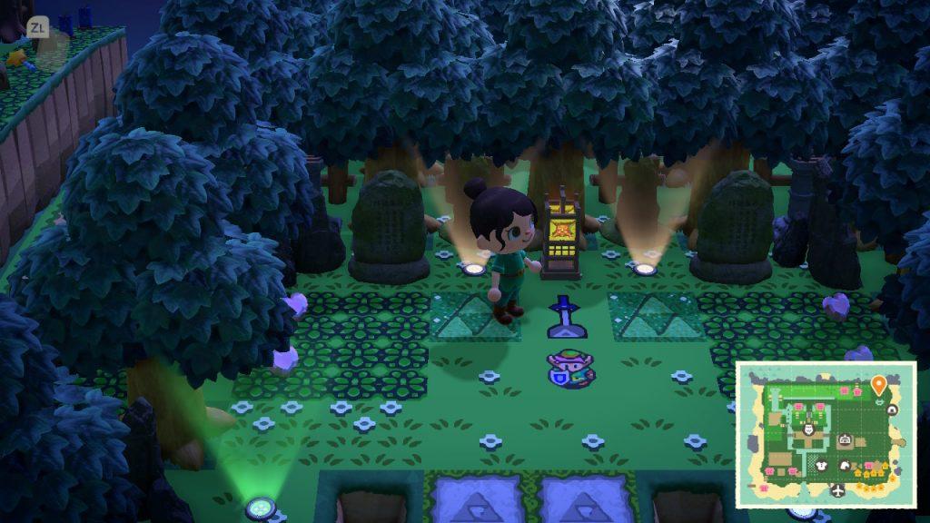 Animal Crossing Dream Village - Hyrule