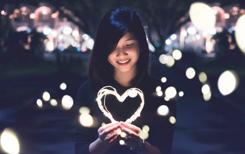gift giving - love