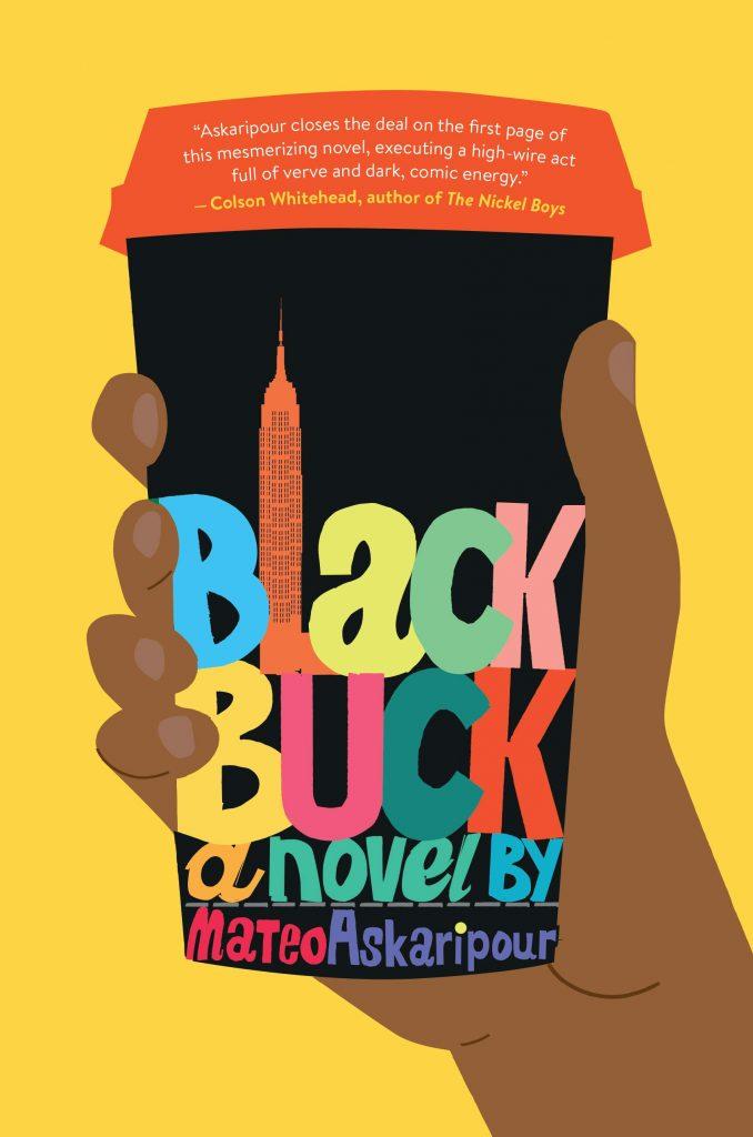 2021 books - Black Buck