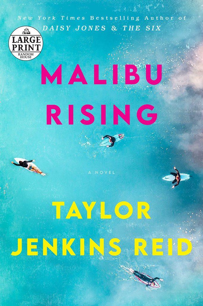 2021 books - Malibu Rising