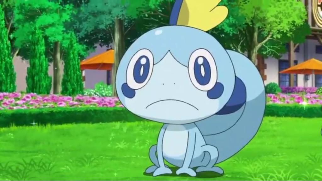 Pokemon of 2020 - Sobble