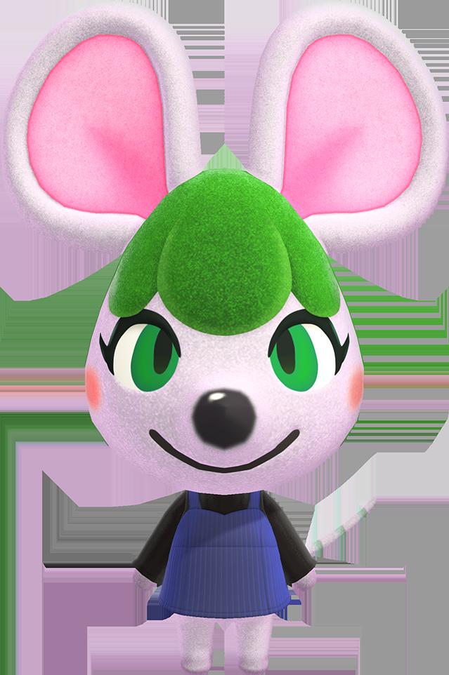 Animal Crossing dreamie list - Bree